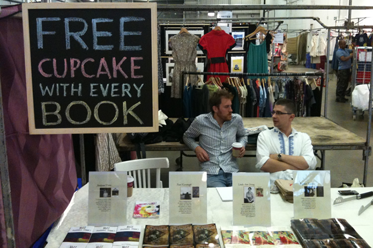 Free Cupcake with Every Book