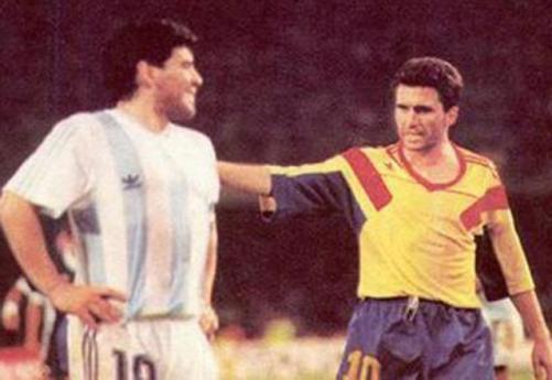 Maradona Hagi